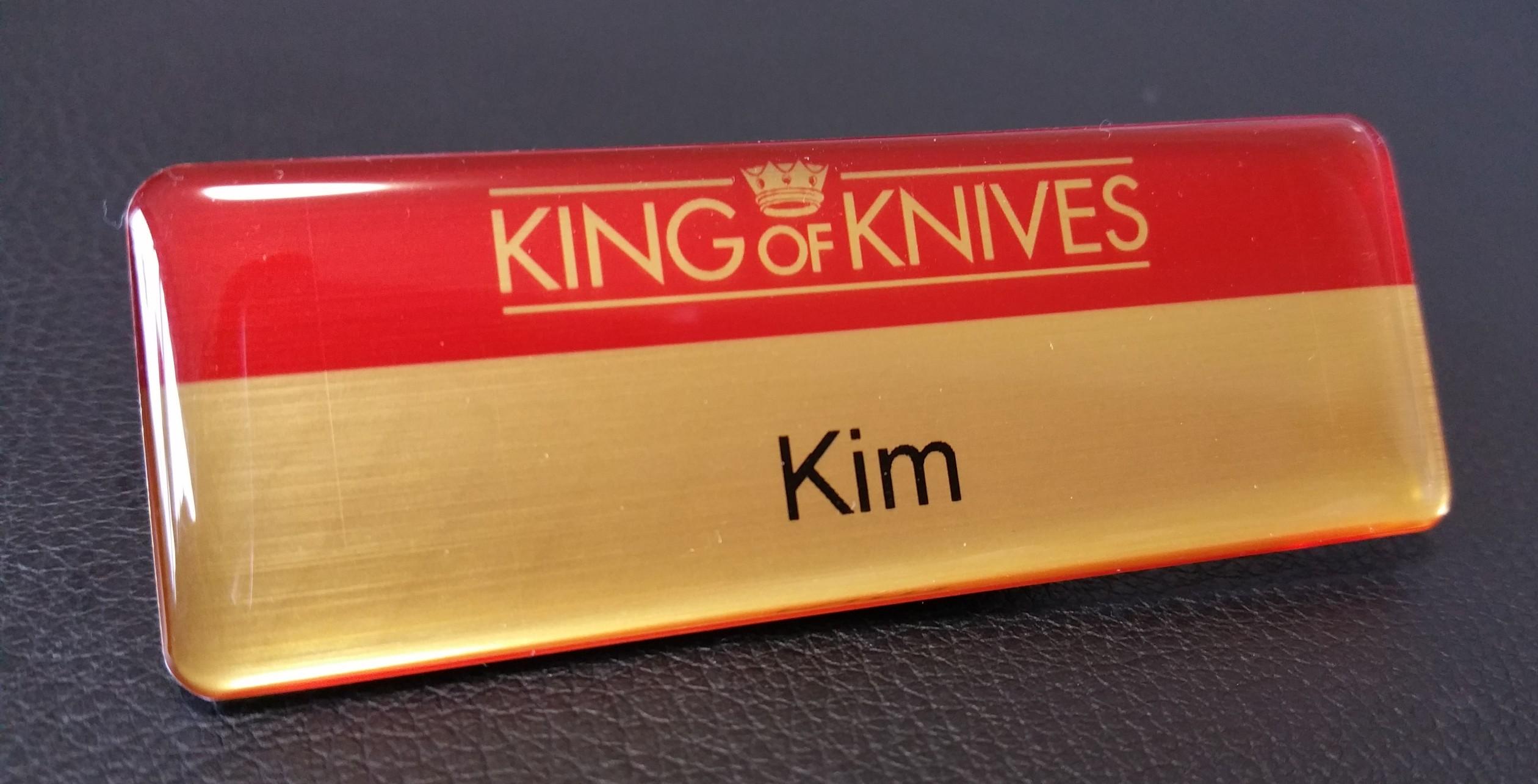 Design you own Custom Name Badges Lanyards & ID Tags Australia